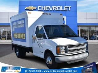 0d8b39d507 1999 Chevrolet Express Commercial Cutaway 139