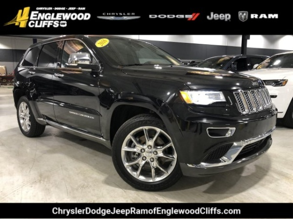 2016 Jeep Grand Cherokee in Englewood Cliffs, NJ