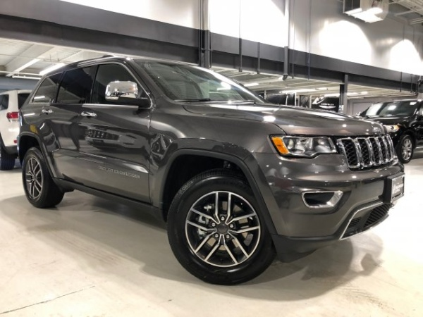 2020 Jeep Grand Cherokee in Englewood Cliffs, NJ