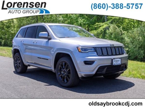 2020 Jeep Grand Cherokee in Old Saybrook, CT