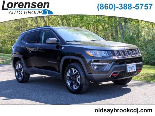 2017 Jeep Compass in Old Saybrook, CT