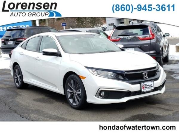 2020 Honda Civic in Watertown, CT