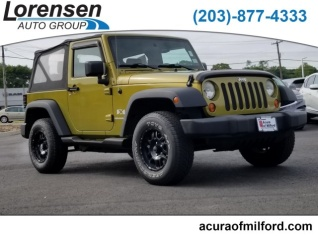 2008 Jeep Wrangler X 4wd For In Ord Ct
