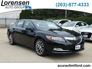 2016 Acura Rlx Fwd With Advance Package For In Ord Ct