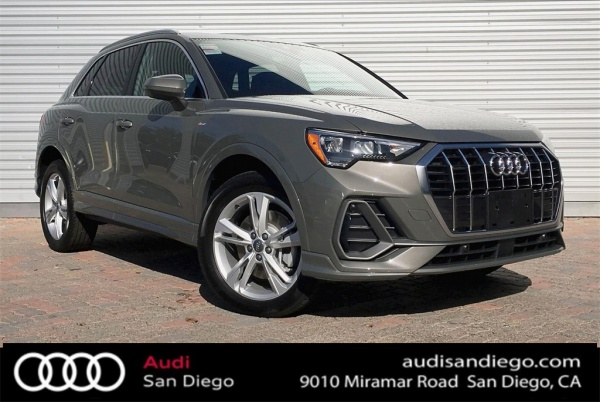 2020 Audi Q3 in San Diego, CA