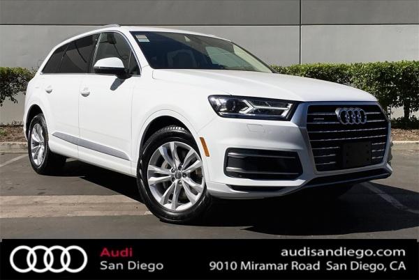 2019 Audi Q7 in San Diego, CA