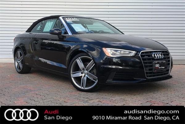 2016 Audi A3 in San Diego, CA