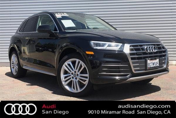 2018 Audi Q5 in San Diego, CA