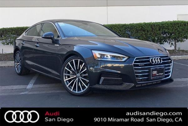 2019 Audi A5 in San Diego, CA