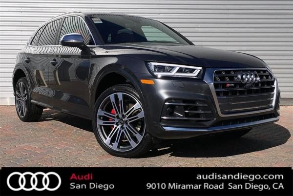 2020 Audi SQ5 in San Diego, CA