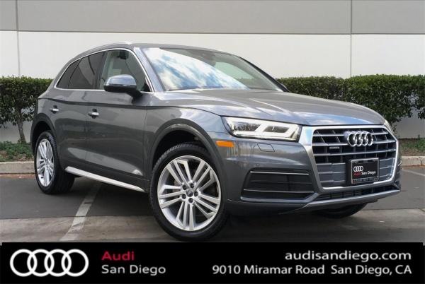 2020 Audi Q5 in San Diego, CA