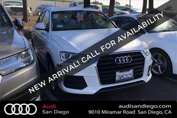 2017 Audi Q3 in San Diego, CA