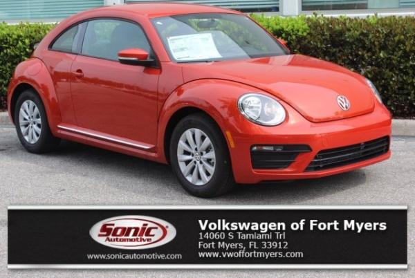 2019 Volkswagen Beetle S For In Fort Myers Fl Truecar