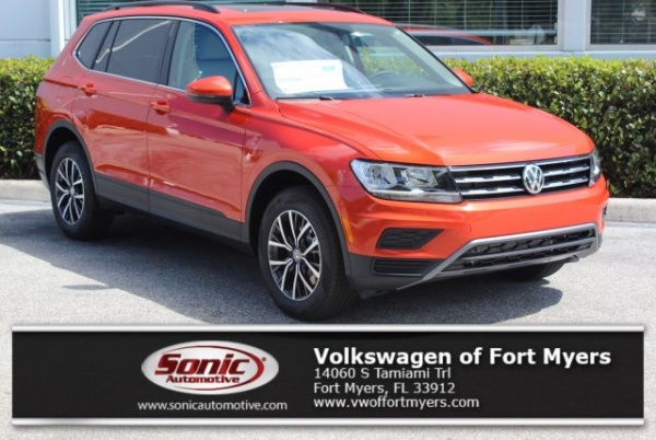 2019 Volkswagen Tiguan in Fort Myers, FL