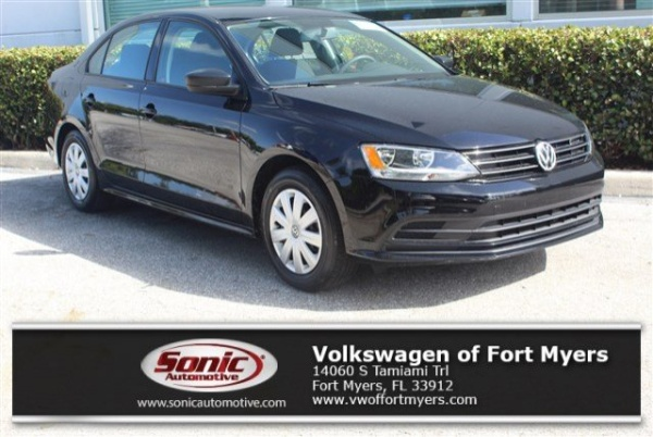 2016 Volkswagen Jetta 1 4t S Manual For In Fort Myers