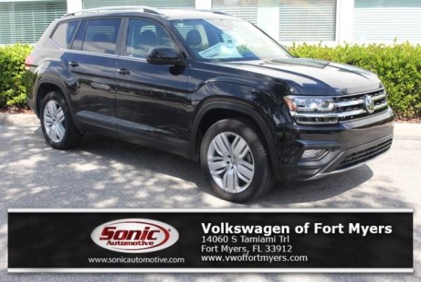 2019 Volkswagen Atlas in Fort Myers, FL