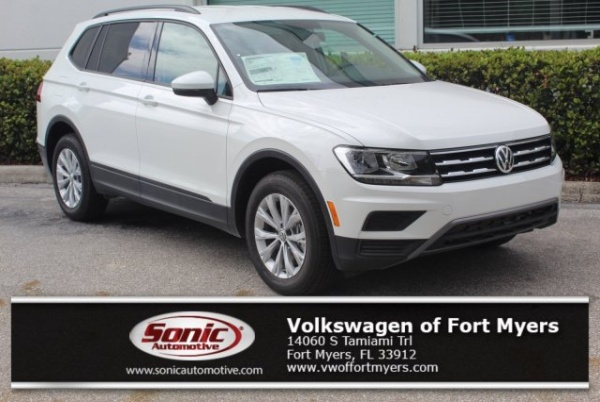 2020 Volkswagen Tiguan in Fort Myers, FL
