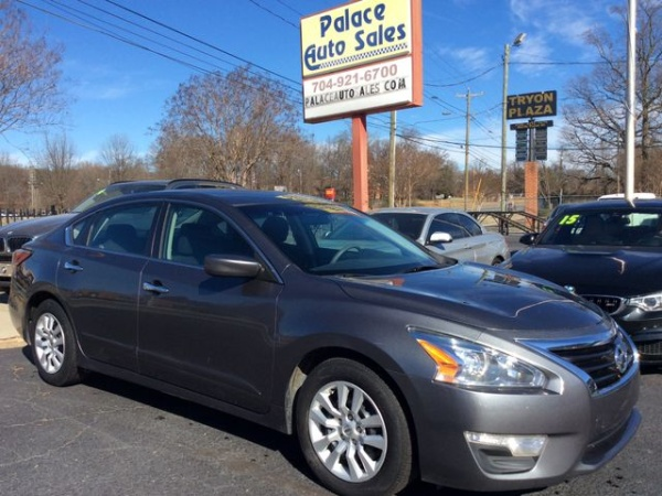 2014 Nissan Altima in Charlotte, NC