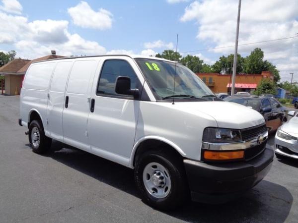 2018 Chevrolet Express Cargo Van in Charlotte, NC