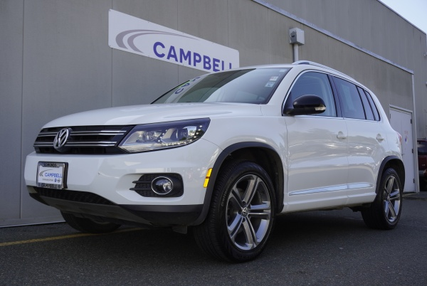 2017 Volkswagen Tiguan in Edmonds, WA