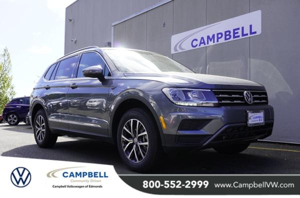 2020 Volkswagen Tiguan in Edmonds, WA