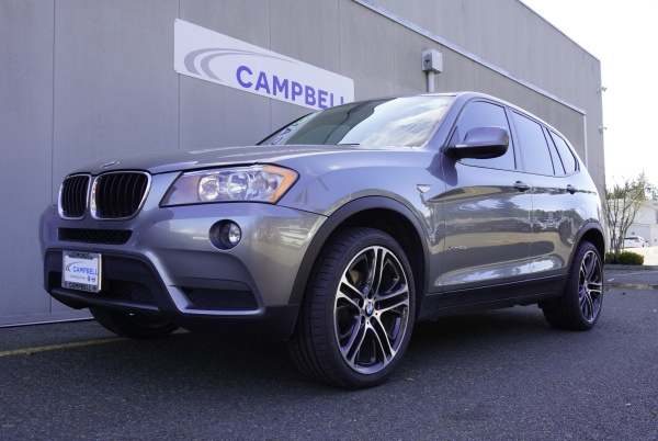 2013 BMW X3 in Edmonds, WA