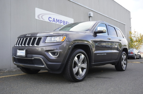 2016 Jeep Grand Cherokee in Edmonds, WA