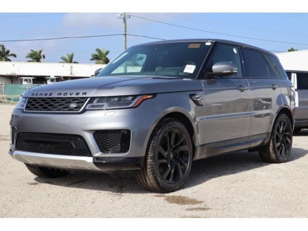 2020 Land Rover Range Rover Sport in Miami, FL