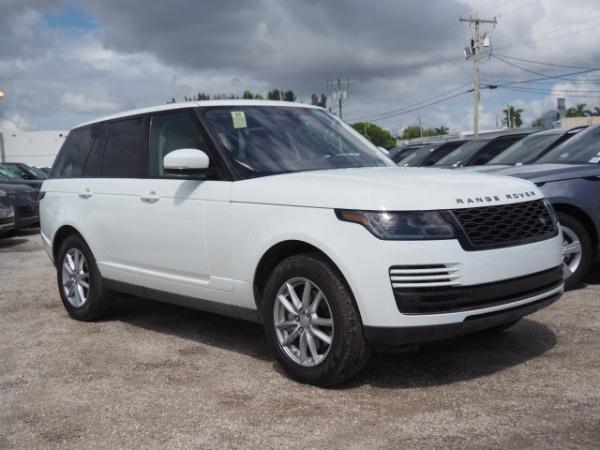 2020 Land Rover Range Rover in Miami, FL