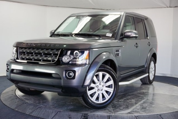 2016 Land Rover LR4 in Miami, FL