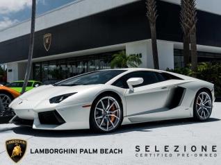 Used Lamborghini Aventadors for Sale