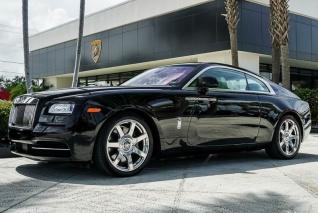 2017 Rolls Royce Wraith Rwd For In West Palm Beach Fl