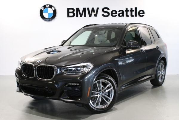 2020 BMW X3 in Seattle, WA