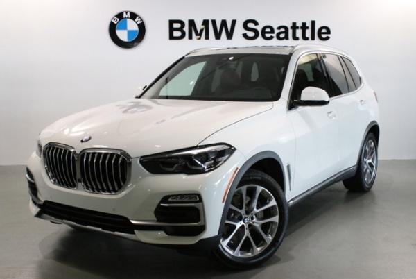2020 BMW X5 in Seattle, WA
