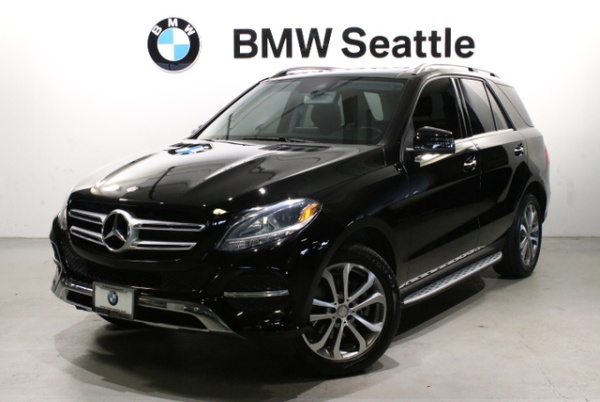 2016 Mercedes-Benz GLE in Seattle, WA