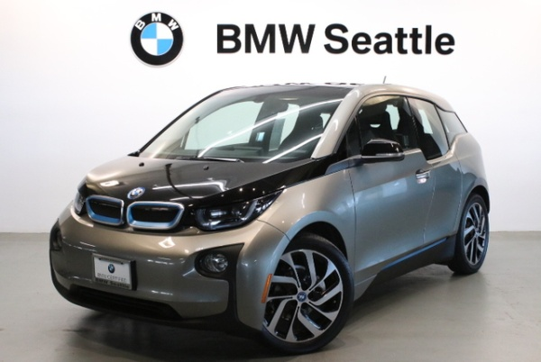 2017 BMW i3 in Seattle, WA