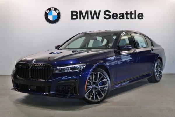 2020 BMW 7 Series in Seattle, WA