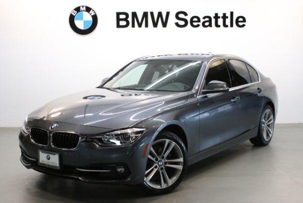 2017 BMW 3 Series in Seattle, WA