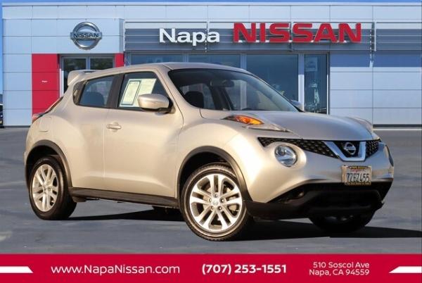 2017 Nissan JUKE in Napa, CA