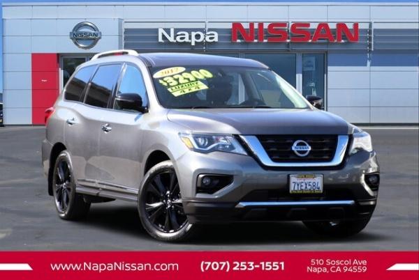 2017 Nissan Pathfinder in Napa, CA