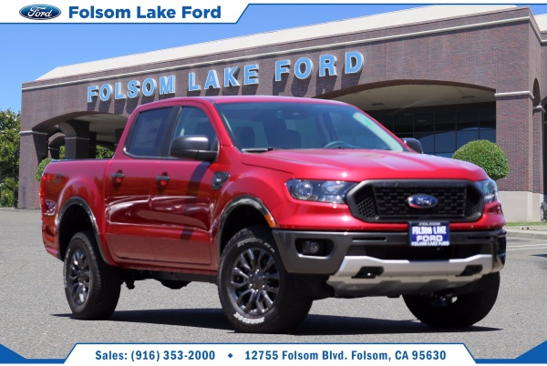 2020 Ford Ranger in Folsom, CA