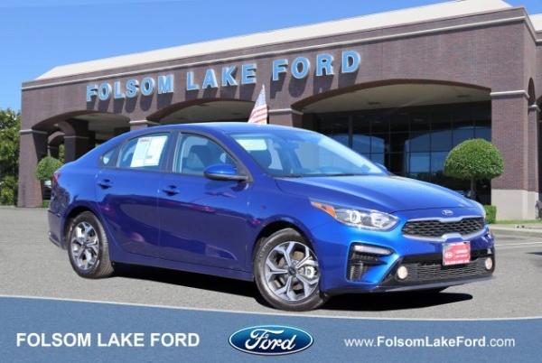 2019 Kia Forte in Folsom, CA