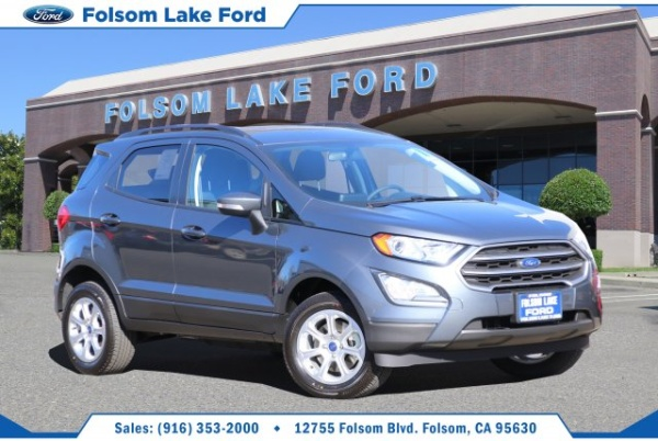 2020 Ford EcoSport in Folsom, CA
