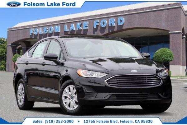 2019 Ford Fusion in Folsom, CA