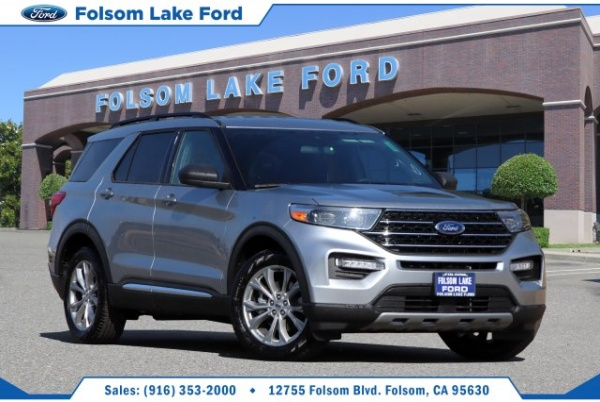 2020 Ford Explorer in Folsom, CA