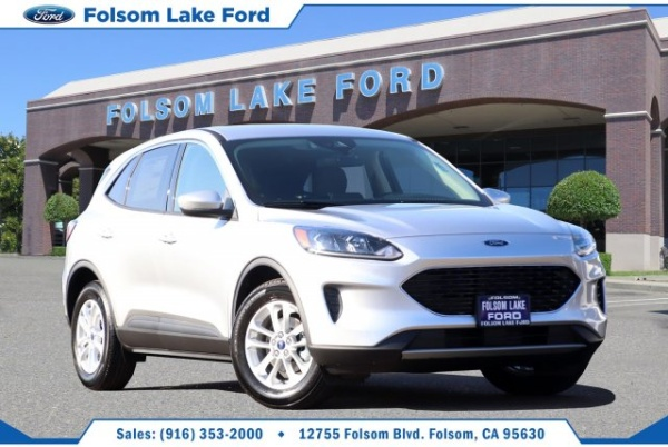 2020 Ford Escape in Folsom, CA