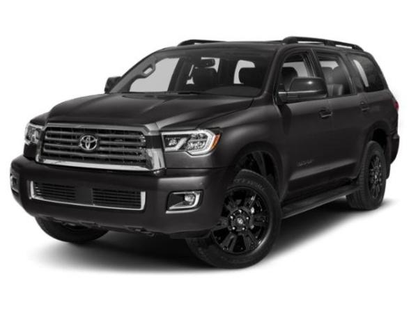 2018 Toyota Sequoia in Bastrop, TX
