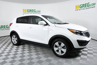 Used 2013 Kia Sportage LX FWD Automatic For Sale In Doral, FL