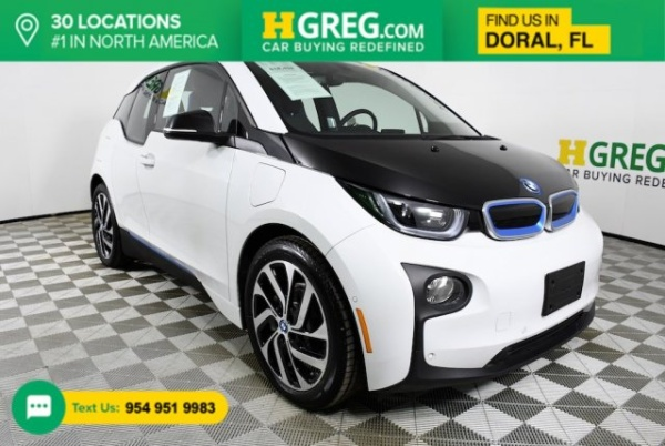 2017 BMW i3 in Doral, FL