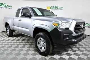 2017 Toyota Tacoma Sr Access Cab 6 1 Bed I4 Rwd Automatic For In D